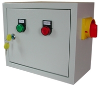 Блок управления осушителем (3ф. 5,2кВт, 380В) и вентилятором (3ф. 0,55кВт, 380В)