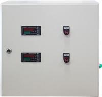 Щит управления автоматизированной подачей газа