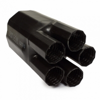 Термоусаживаемая перчатка ТУп 5-1 (520) сечение  35-50мм2  55/24 (К) ЗЭТА кабельная