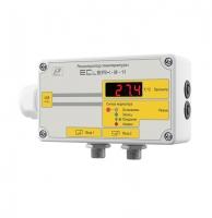 Измеритель-регистратор температуры EClerk-M-K-HP для камер глубокой заморозки и печей