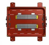 Коробка соединительная КС-30 УХЛ1,5  IP65 металлические заглушки ЗЭТА