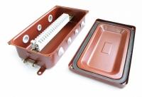Коробка монтажная КМ 43-20 У3 IP43  ступенчатый ПВХ ввод  ЗЭТА