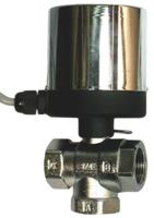Кран шаровый с электроприводом AR-GH100-2-23-GKP GH100-8Nm