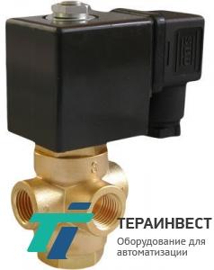 AR-SB364-2-GBV ASE11B =12 | Клапан электромагнитный (соленоидный) трехходовой нормально закрытый