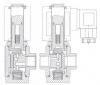 AR-SB364-2-GBV AS11H ~220 | Клапан электромагнитный (соленоидный) трехходовой нормально закрытый