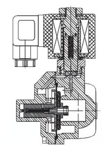 AR-YCB32-25-GBV ASEx543 =12 | Клапан электромагнитный (соленоидный) нормально открытый