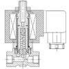 AR-YCG31-251-GBV S91H =12 | Клапан электромагнитный (соленоидный) трехходовой