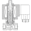 AR-YCG31-251-GBV ASE11B ~220 | Клапан электромагнитный (соленоидный) трехходовой