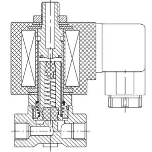 AR-YCG31-162-GBV ASEx543 =24 | Клапан электромагнитный (соленоидный) трехходовой