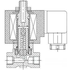 AR-YCG31-251-GBV ASEx543 ~220 | Клапан электромагнитный (соленоидный) трехходовой