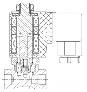 AR-YCL21-603-GSV L11B =12 | Клапан электромагнитный (соленоидный) бистабильный