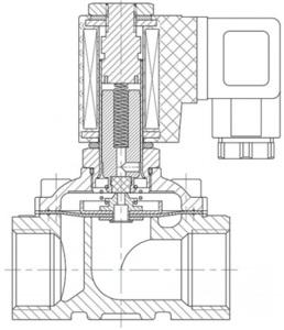 AR-YCL31-15-GBV L11B =12 | Клапан электромагнитный (соленоидный) бистабильный
