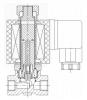 AR-YCSM12-42-GBV ASEx543 =24 | Клапан электромагнитный (соленоидный) нормально открытый