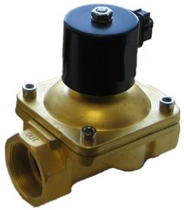 Клапан электромагнитный (соленоидный) КЭГ-6-GAN SB075 =12