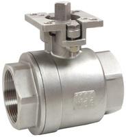 Кран шаровый КПР-2-8-GSP