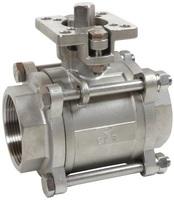 Кран шаровый КПР-3-8-GSP
