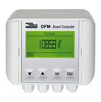 Бортовой компьютер Aquametro Contoil DFM-BC 94476