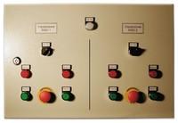 Шкаф мониторинга и сигнализации температуры