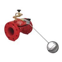 Поплавковый мембранный клапан с пилотным управлением АСТА Р01/06