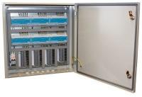 Система мониторинга температуры в 24 точках