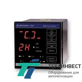 ПДД-регулятор микропроцессорный Contravt МЕТАКОН-5Х4