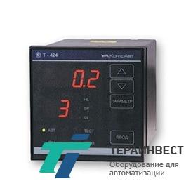 Регулятор микропроцессорный Contravt Т-424