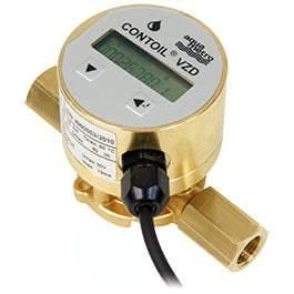Счетчик топлива Aquametro Contoil VZD 4 94679