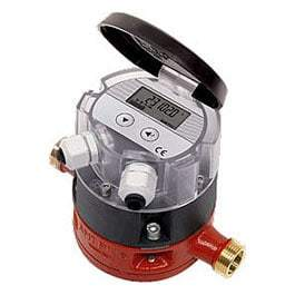 Счетчик топлива Aquametro Contoil VZF 15 RC 130/16 93705