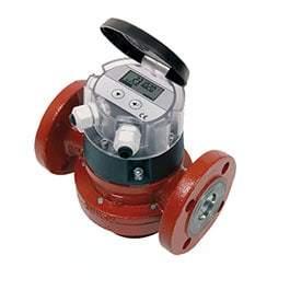 Счетчик топлива Aquametro Contoil VZF 20 FL 130/25 93709