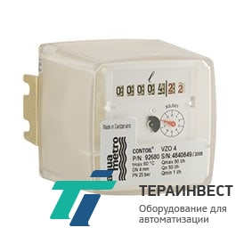 Счетчик топлива Aquametro Contoil VZO 4-RE0,00125 89763
