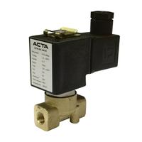 Клапаны соленоидные для компрессорных установок АСТА серии ЭСК 500-501 прямого действия
