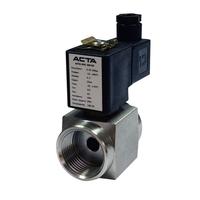 Клапаны соленоидные из нержавеющей стали АСТА серии ЭСК 620-621 прямого действия