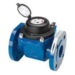 Турбинный счетчик воды ZENNER WPH-N-K-I с импульсным выходом