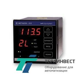Универсальный ПИД-регулятор Contravt МЕТАКОН-515