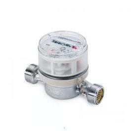 "Водосчетчик Minol Zenner ETW-D-N, 90°C, DN 15, Qn 1,5, L 80 mm, 1/2"" без присоед."