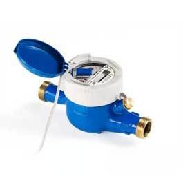 Водосчетчик Minol Zenner MNK-RP-N, 40°C, DN 15, Qn 2,5, L 170 mm без присоед.