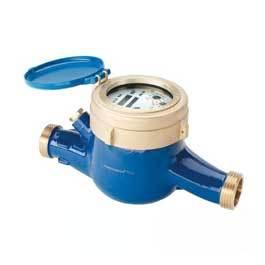 Водосчетчик Minol Zenner MNK-RP-N, 40°C, DN 20, Qn 2,5, L 190 mm без присоед. 100 L