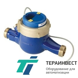 Водосчетчик Minol Zenner MTK-N, 40°C, DN 25, Qn 3,5, L 260 mm, без присоед.