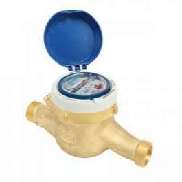 Водосчетчик Minol Zenner MTKD-N, 40°C, DN 20, L 105 mm, FA, без присоед.