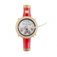 Водосчетчик Minol Zenner MTW-N, 90°C, DN 25, Qn 3,5, L 260 mm, без присоед.