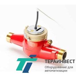 Водосчетчик Minol Zenner VMT (ETH-I) 720017VMT (ETH-I), 130°C, DN 20, Qn 2,5, L 130 mm, с имп. (10L/Imp.), СНЯТ С ПРОИЗВОДСТВА