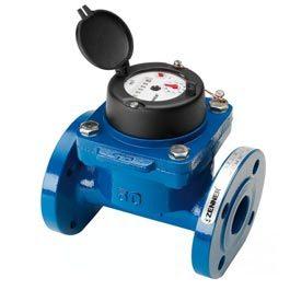 Водосчетчик Minol Zenner WI-N, 40°C, DN 100, Qn 125, L 250 mm