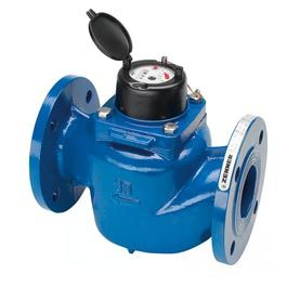 Водосчетчик Minol Zenner WS-N-K 40°C, DN 50, Qn 15, L 270 mm