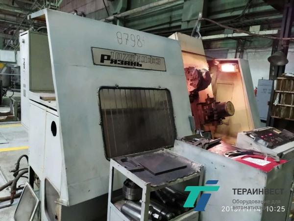 Модернизация станков в Екатеринбурге